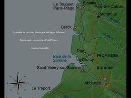 diaporama pps Survol de la Baie de Somme
