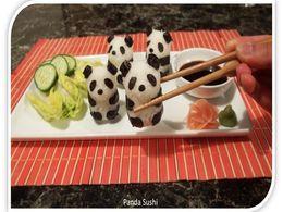 diaporama pps Sushi art