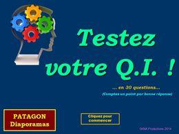 diaporama pps Test de QI