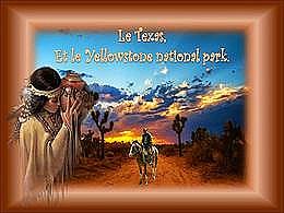 diaporama pps Texas et le Yellowstone National Park