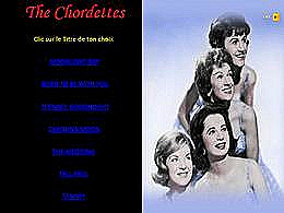 diaporama pps The Chordettes II