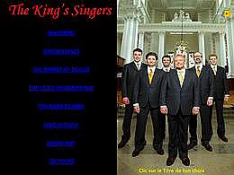 diaporama pps The King's Singers I