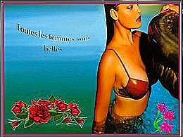 diaporama pps Toutes les femmes sont belles