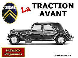 diaporama pps Traction avant – Citroën