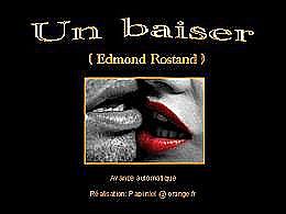 diaporama pps Un baiser