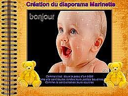 diaporama pps Un enfant un trésor pour la vie