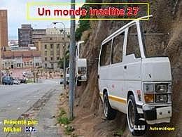 diaporama pps Un monde insolite 27