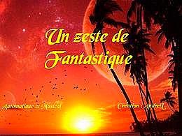 diaporama pps Un zeste de fantastique