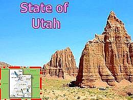 diaporama pps Utah – USA