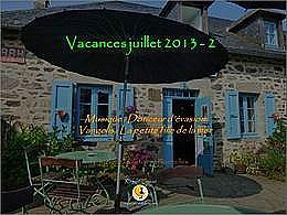diaporama pps Vacances juillet 2013 2
