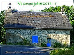 diaporama pps Vacances en France juillet 2013