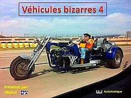 diaporama pps Véhicules bizarres 4