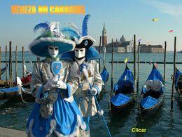 diaporama pps Veneza no Carnaval