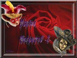 diaporama pps Venise carnaval I