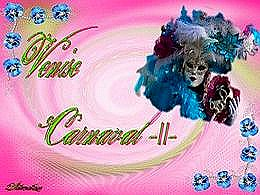 diaporama pps Venise carnaval II