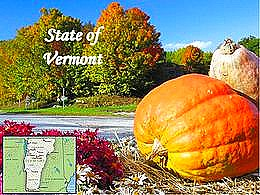 diaporama pps Vermont – USA