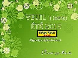 diaporama pps Veuil – été 2015