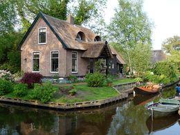 diaporama pps Village Giethoorn au Pays-Bas