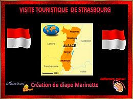diaporama pps Visite touristique N°2 de Strasbourg