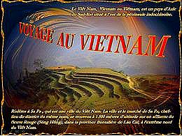 diaporama pps Voyage au Vietnam