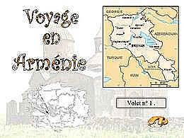 diaporama pps Voyage en Arménie