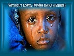 diaporama pps Without love – Vivre sans amour