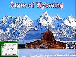 diaporama pps Wyoming – USA