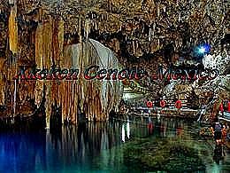 diaporama pps Xkeken cenote Mexico