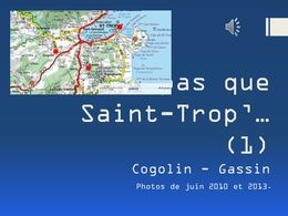 diaporama pps Il n y a pas que Saint-Trop