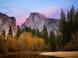 diaporama pps Yosemite National Park autumn USA