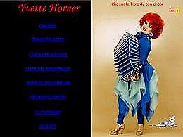 diaporama pps Yvette Horner II