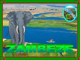 diaporama pps Le Zambèze