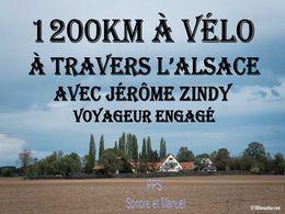 diaporama pps 1200km à vélo à travers l'Alsace