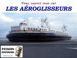 diaporama pps Aéroglisseurs