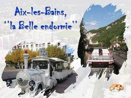 diaporama pps Aix-les-Bains
