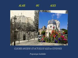 diaporama pps Alais ou Alès en Cévennes