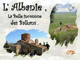 diaporama pps Albanie