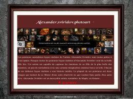 diaporama pps Alexander Sviridov – Peintre et photographe