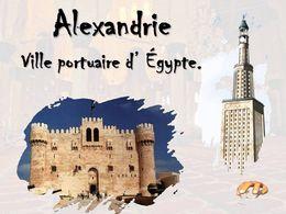 diaporama pps Alexandrie