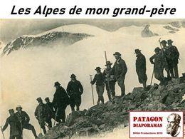 diaporama pps Alpes de mon grand-père
