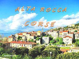 diaporama pps Alta Rocca – Corse