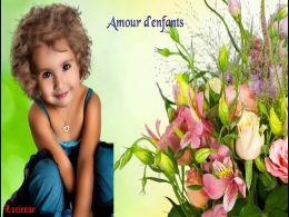 diaporama pps Amour d'enfances
