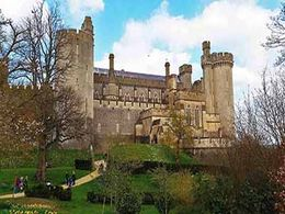diaporama pps Angleterre – Château d'Arundel