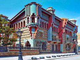 diaporama pps Antoni Gaudi arquitecto