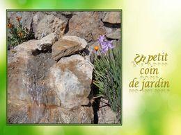 diaporama pps Un petit coin de jardin