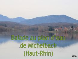 diaporama pps Au plan d'eau de Michelbach – Haut-Rhin