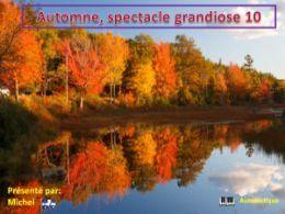 diaporama pps Automne spectacle grandiose 10