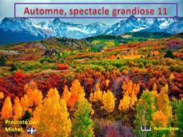 diaporama pps Automne spectacle grandiose 11