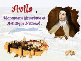 diaporama pps Ávila