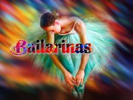 diaporama pps Bailarinas